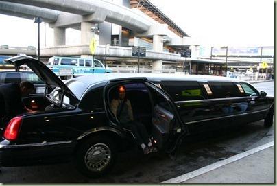 88 - En terug naar het vliegveld moet natuurlijk ook in stijl!