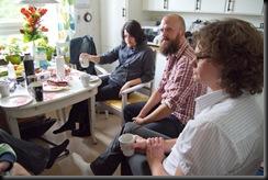 Danne, Rob och Mats