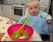 Broccoli, palsternacka, morot