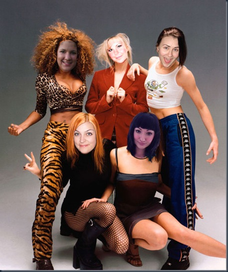 Spice-Girls copy
