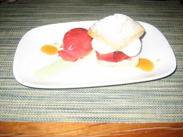 Lance's Dessert
