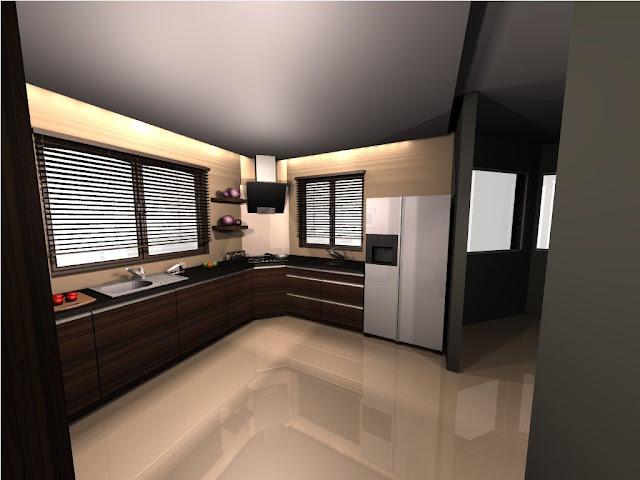 Projekt Kuchni Wizualizacje Projektowanie Wnętrz Forum