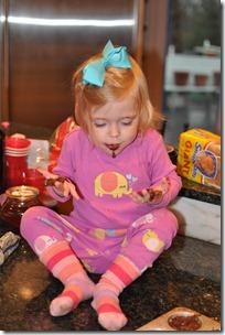 tasting muffin batter 010111 (1)