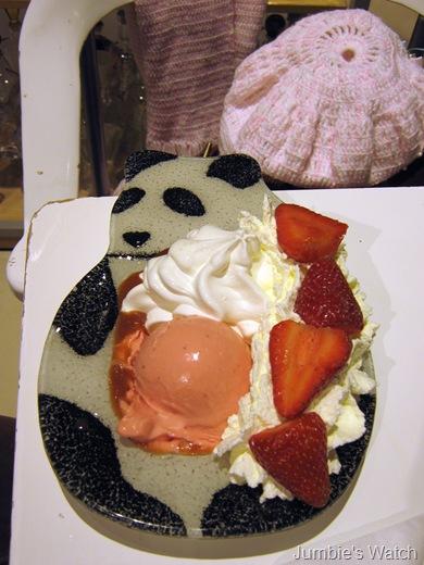 Panda Sundae