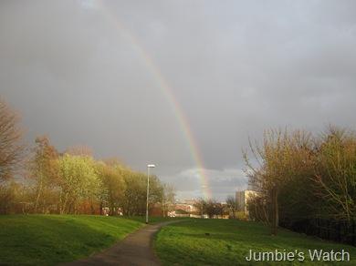 rainbow five
