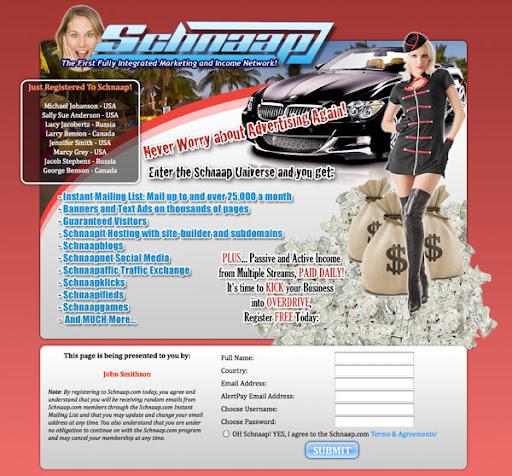 schnaap money