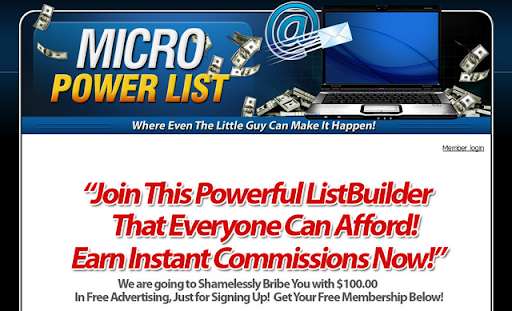 MicroPowerList money