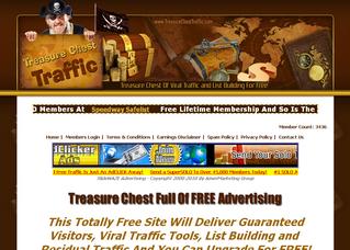 treasurechesttraffic money