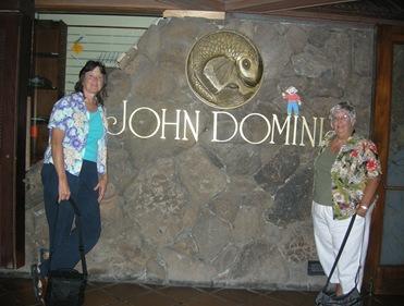 Stanley at John Domini