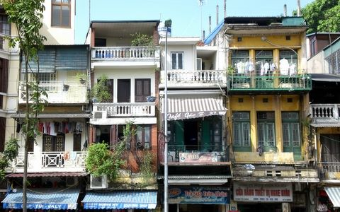Vietnam homes