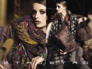 ETRO Fall Winter 2010.11 Campaign 05