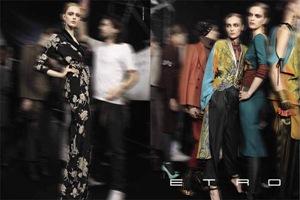 ETRO Fall Winter 2010.11 Campaign 15