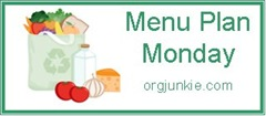 menuplan monday art