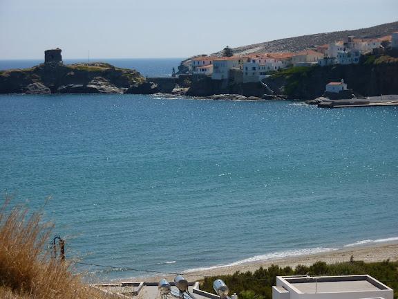 Blog de voyage-en-famille : Voyages en famille, Farniente et balade à Chora