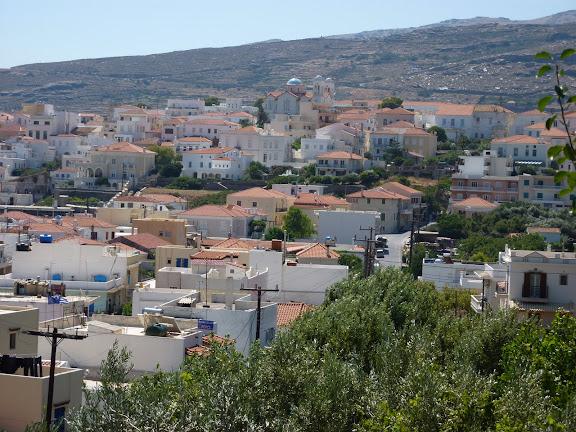 Blog de voyage-en-famille : Voyages en famille, Farniente et ballade à Chora