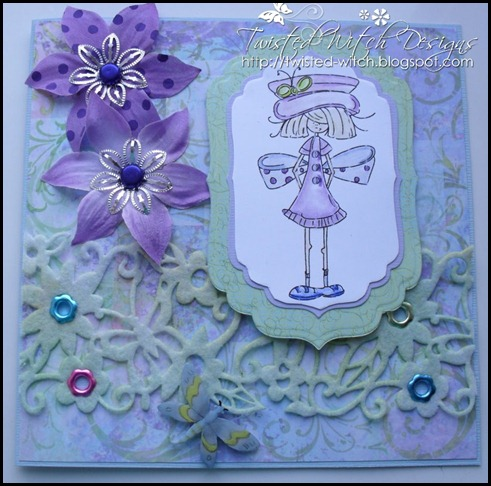 Lynne Thank you card