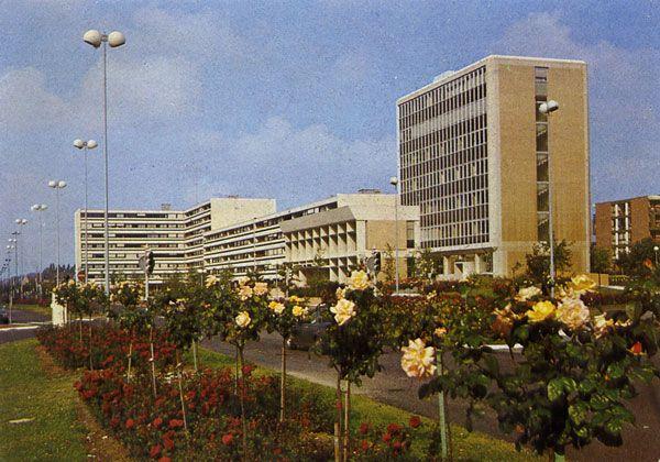 Cartes Postales Pop et  Kitsch des années 50, 70 et 70 Back in town / De retour en ville