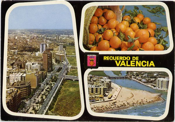 Cartes Postales Pop et  Kitsch des annes 50, 70 et 70 - Pop and kitsch vintage postcards from the fifties, the sixties and the seventies : Fentres sur la mer