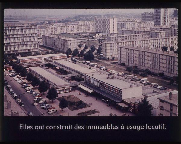 Films fixes et publicités de quartier (educational filmstrips) sur www.filmfix.fr : L'habitat