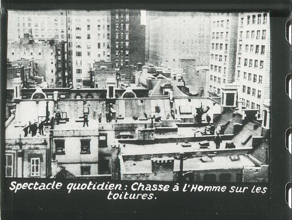 Films fixes et publicités de quartier (educational filmstrips) sur www.filmfix.fr : New-York