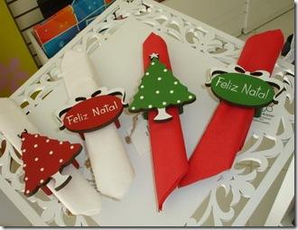 porta guardanapo em mdf com motivos natalinos...