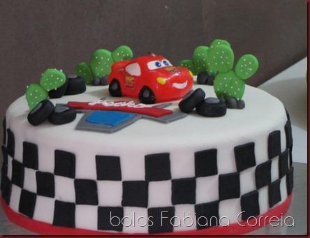 Bolo carros, cake cars, fabiana correia bolos maceió-AL