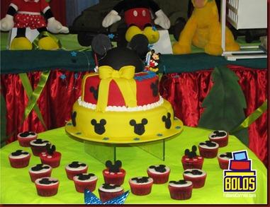 bolo mickey, cake mickey, bolos decorados, bolos fabiana correia, boloa maceió-al