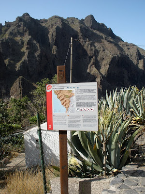 Photo of  Tenerife. Barranco de Masca.
