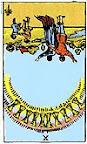 Ten of Cups (Reversed)