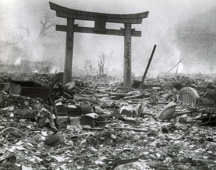 "a photo essay on the bombing of hiroshima The hiroshima a-bombing was undertaken by the united states in order to save lives as then president truman himself said, ""we have used in order to shorte."