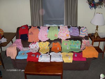 Summer 2010 clothes