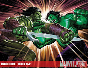 Incredible Hulk #611