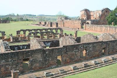 Jesuit Ruins in Jesus