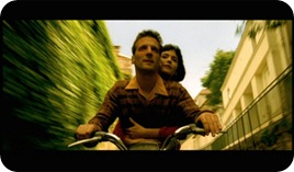 amelie scooter ride
