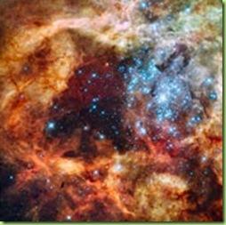 starforming nebulas