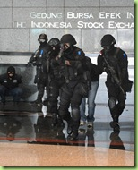 indonesian  terror team
