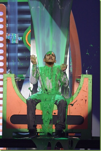 onstage during Nickelodeon's 2008 Kids' Choice Awards held at the Pauley Pavilion on March 29, 2008 in Westwood, California.