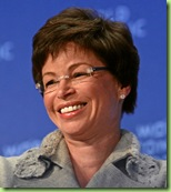 Valerie B. Jarrett - World Economic Forum Annual Meeting Davos 2