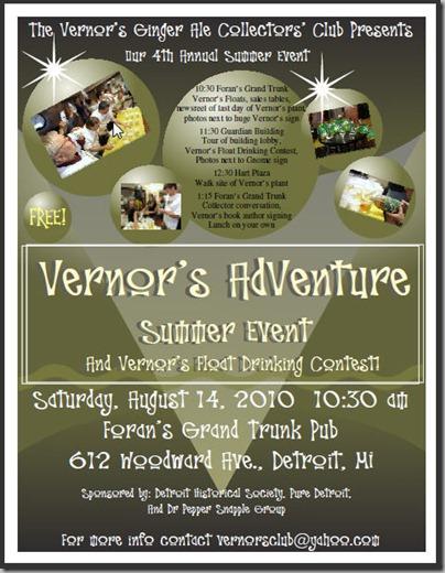 vernor's event 2010