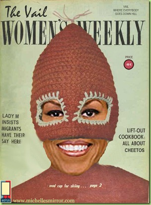 LADY M VAIL WEEKLY COVER
