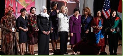 agiant among women