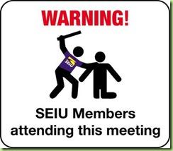 seiu meeting