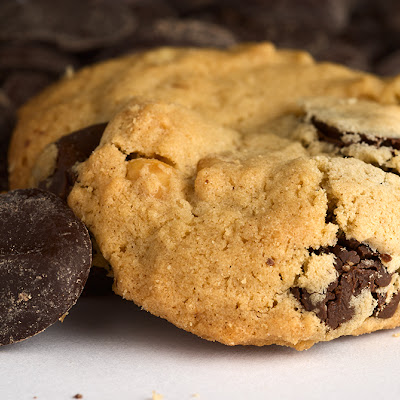 Chocolate Chunk Peanut Cookies