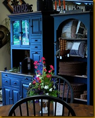 Stoltfus Crafts hutch unit