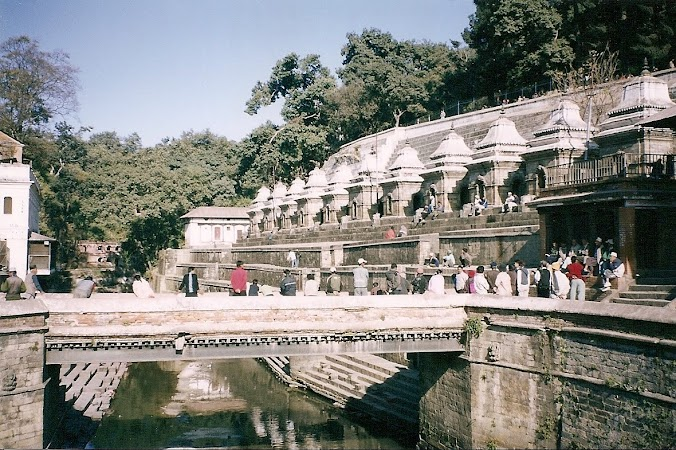 Obiective turistice Nepal: Pashupatinath.jpg