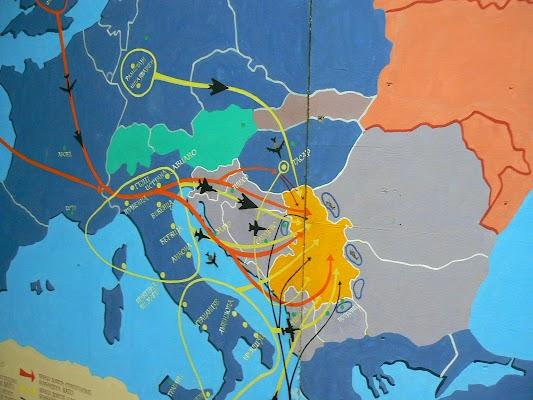 Imagini Serbia: agresiunea impotriva Iugoslaviei