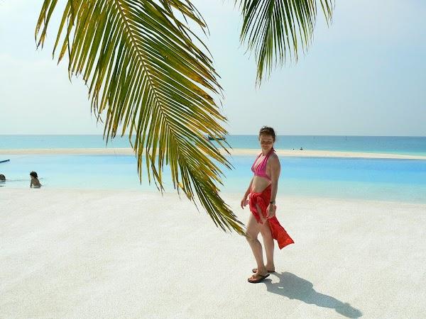 Cazare Maldive: Velassaru plaja