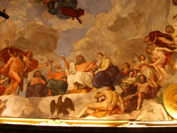 Imagini Spania: Palat Regal 1, Madrid