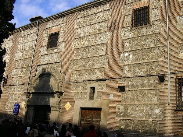 Imagini Spania: manastirea descaltatelor.JPG