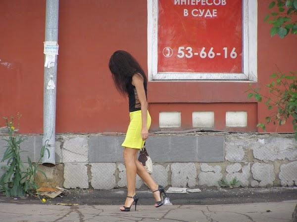 Imagini Rusia: Russian girls in Irkutsk